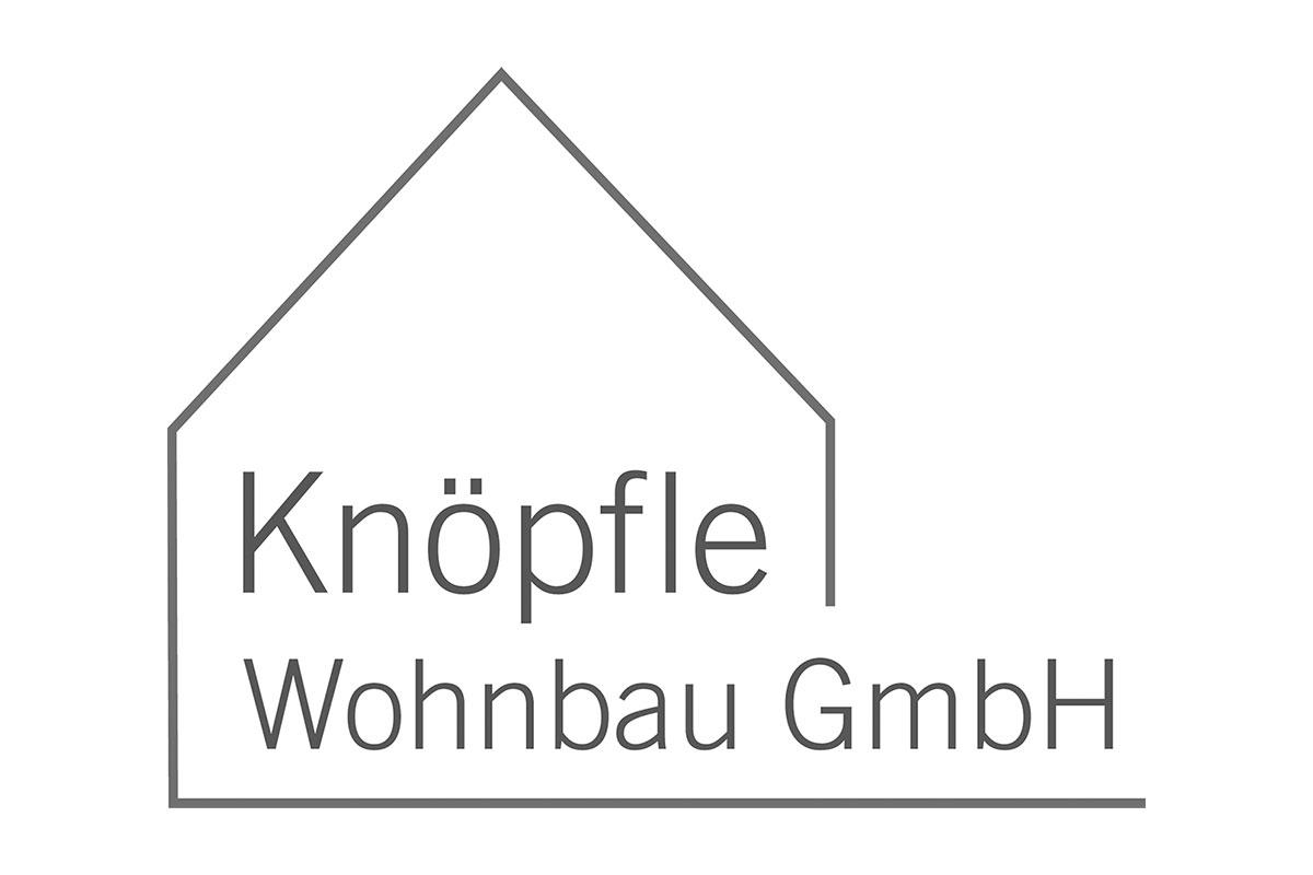 Logo Knöpfle Wohnbau GmbH